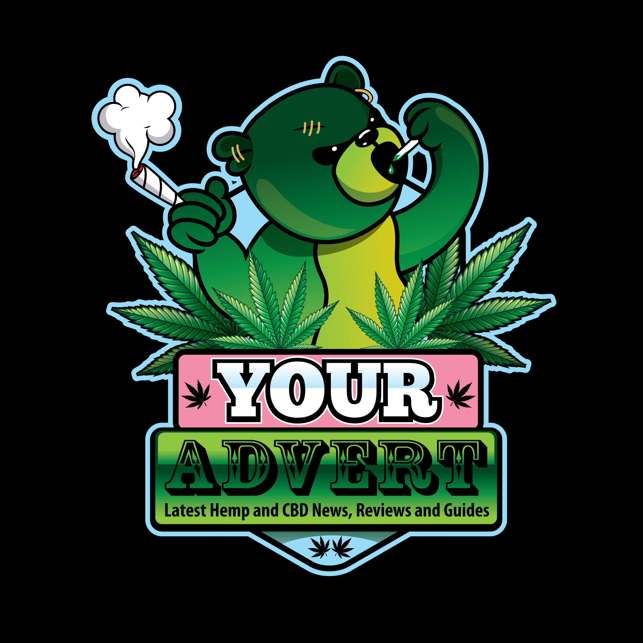 CBD Banner Advertising - CBD and Hemp Banner Ads