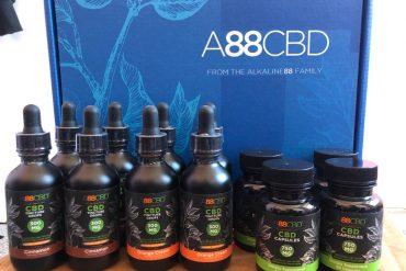 A88CBD Review - CBD Oil Tinctures, CBD Capsules and CBD Salves and Lotions